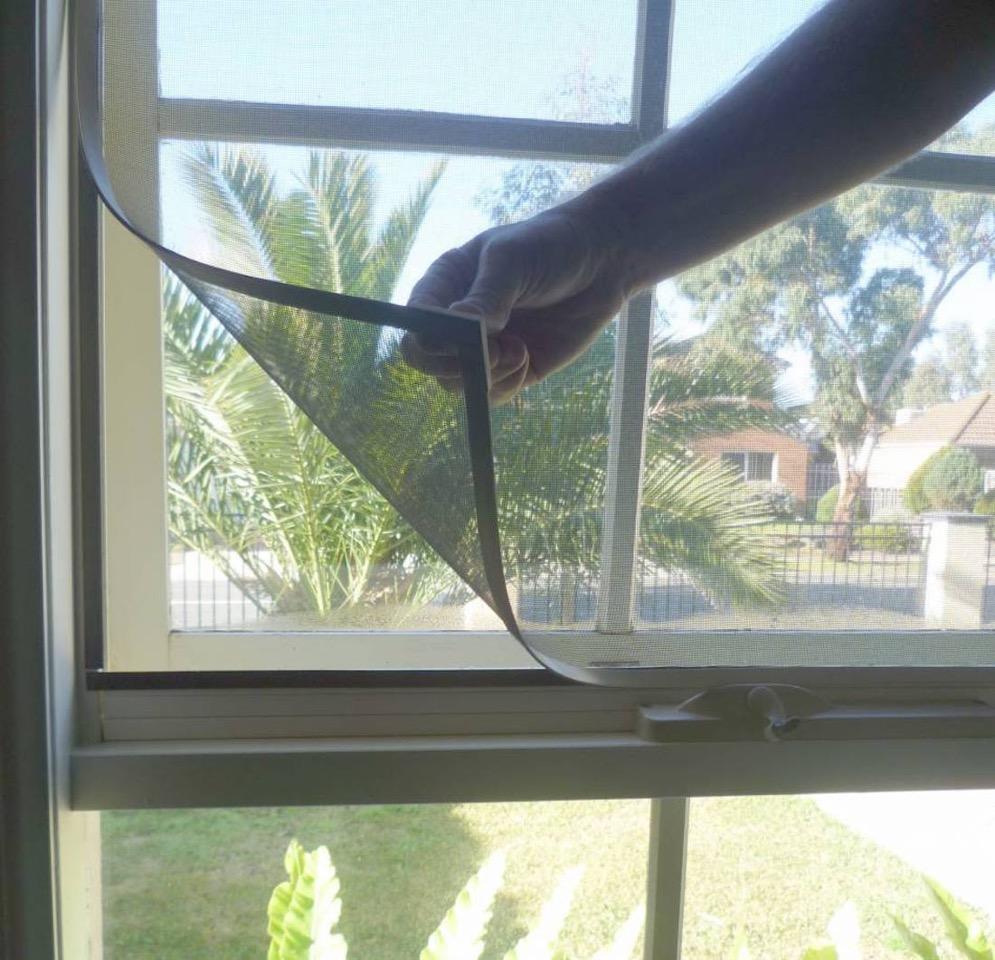 * The Best DIY Magnetic Window Fly Screens   Buy Online ...