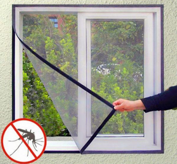 scratch proof mesh window screens